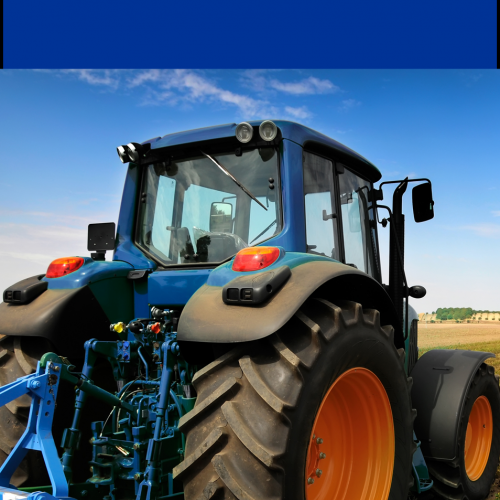GGB SOlutions for Agriculture Equipment and Ventilator Fan Drives
