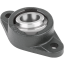 GGB EXALIGN Self-aligning flanged bearing assembly and housing