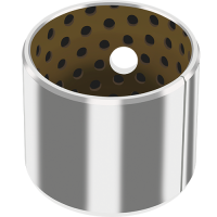 GGB DX10 cylindrical bushes for heavy duty and harsh environments