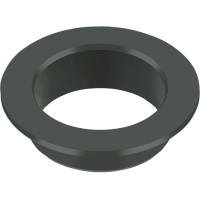 GGB EP73 Self-lubricating thermoplastic special flanged bearings