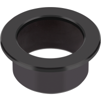 GGB EP79 engineered plastic special flanged bushing with low thermal expansion