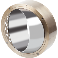 GGB-DB Maintenance-free spherical bearing made of cast bronze