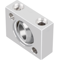 GGB MINI Self-aligning precision bearing housing for misalignment equalisation