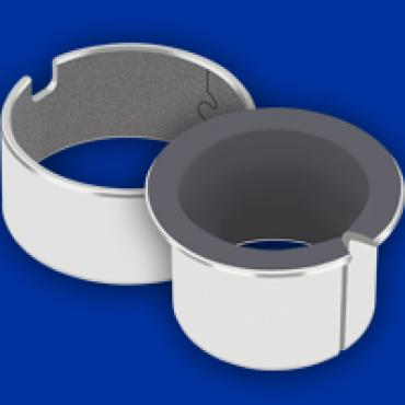 GGB's Lead-free DP10 and DP11 metal-polymer materials are introduced in 2010