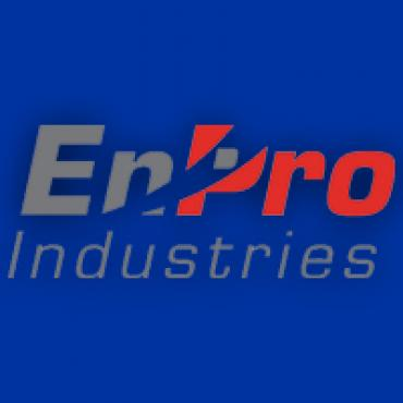 In 2002, Glacier Garlock Bearings becomes a subsidiary of Enpro Industries, Inc.