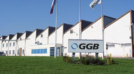 GGB Dieuze plant in France for Bushing Block production