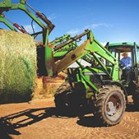 GGB Bearing Solutions for Tractors and Agriculture Equipment