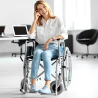 Bearings for wheelchair applications
