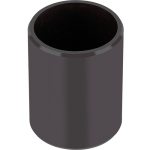 GGB EP44 Self-lubricating polymer plain bearing with Carbon fibres and PTFE